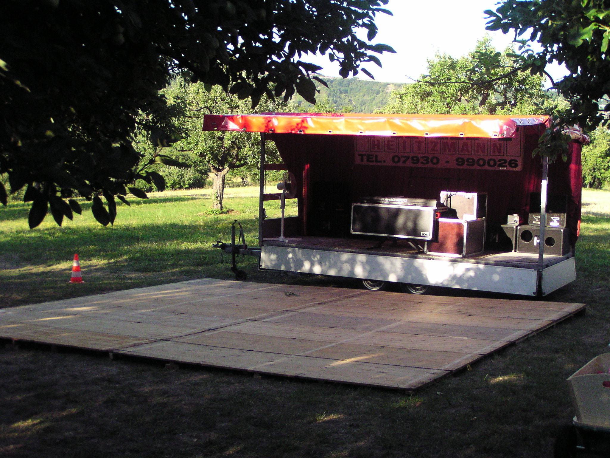 Showbühne